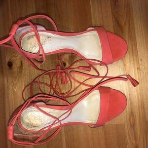 Vince Camuto Kathin lace-up sandals